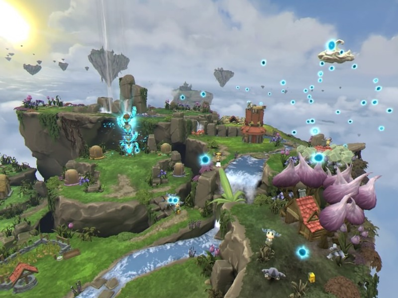 Screenshot of Tethered