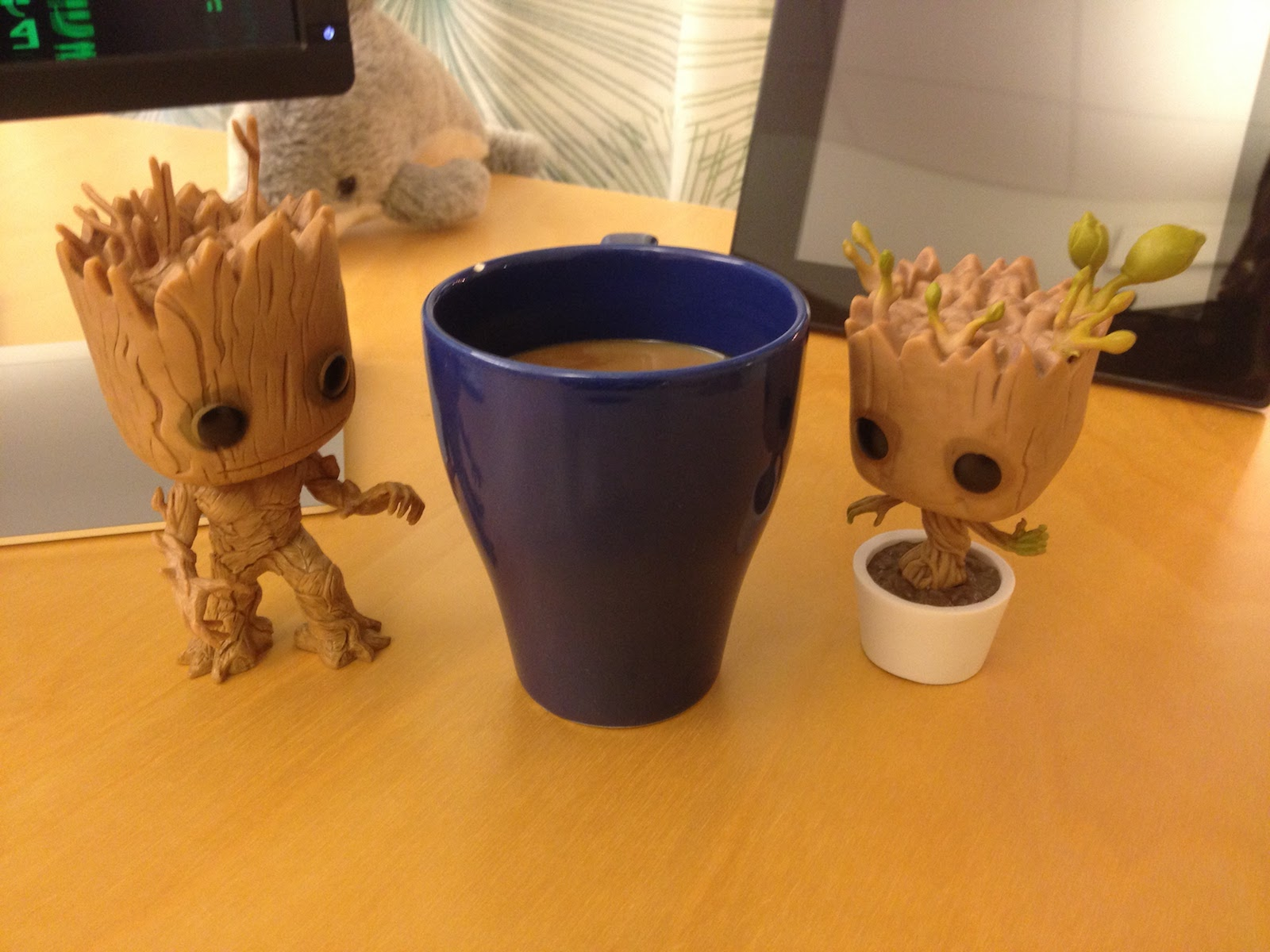 Groot count: improved