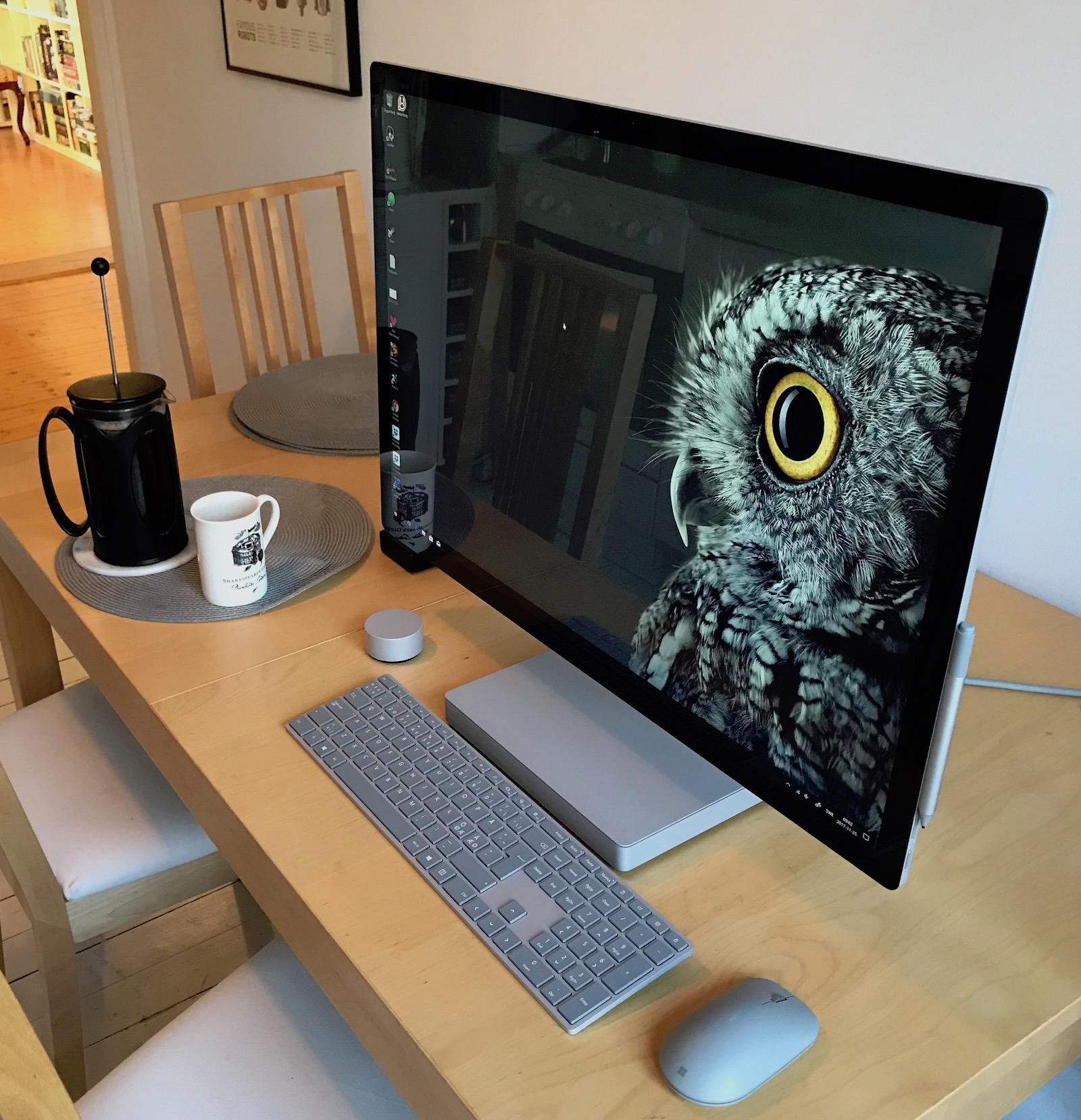 The Surface studio